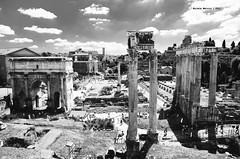 Urbe. (Michela Marucci) Tags: 2016 archeologia arte bronzo campidoglio centrostorico estate foriimperiali italia museicapitolini nikon nikond7000 quadri roma sole statue nikon16008500 biancoenero bw blackandwhite