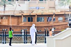 Marina, The Pearl-Qatar (jbdodane) Tags: thepearl thepearlqatar doha marina middleeast qatar qatari