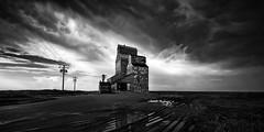 Liberty (Sandra Herber) Tags: abandoned grainelevator liberty prariries saskatchewan