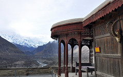Spiritual View of Hunza Valley form Baltit Fort (Furqan LW) Tags: hunzavalley hunza gilgit pakistan palace photography peoplephotography nature naturephotography history old for altitfort baltitfort people style landscape