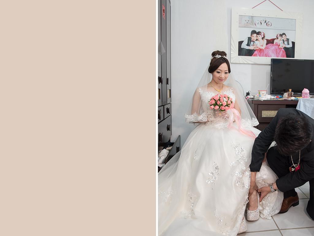 中僑花園飯店婚禮記錄雅琇與紋瑞-40
