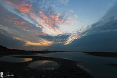 2016-09-18  (Steven Weng) Tags: canon eosm efm1122 efm      sunset taiwan taipei cloud