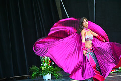 Debrecen , Flower carnival, Ozirisz belly dance (misi212) Tags: debrecen flower carnival 2016 ozirisz hasranc belly dance