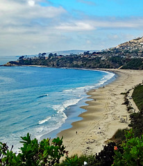 Salt Creek Beach, Laguna Niguel, CA 9-16 (inkknife_2000 (7 million views +)) Tags: california beaches usa landscape ritzcarltonhotel saltcreekbeach skyandclouds dgrahamphoto flowers sandandsurf beachlife ocean sea surf beachhomes watercolor beachwalking surfers surfing