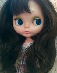 Sabrina post hair spa