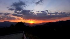 Sunset from Tzoumerka in Greece!!!!!! (vasiliki2009) Tags: sunset tzoumerka epirus landscape nature mountainplace mountains sky cloud outdoor
