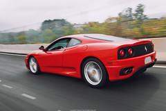 Ferrari 360 Modena (Jeferson Felix D.) Tags: ferrari 360 modena ferrari360modena ferrari360 canon eos 60d canoneos60d 18135mm rio de janeiro riodejaneiro brazil brasil worldcars photography fotografia photo foto camera