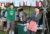 Selling An Mitsu at the Wazuka summer festival (Obubu Tea Farms) Tags: festival greentea japan japanesetea obubu obubutea tea teafestival wazuka