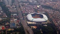 Stadion Persipasi (BxHxTxCx (more stuff, open the album)) Tags: bekasi aerialview fotoudara aerial city kota stadion stadium jawabarat westjava
