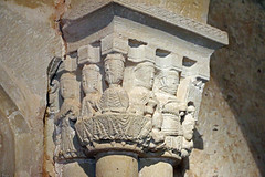 Soria_0691 (Joanbrebo) Tags: canoneos70d efs18135mmf3556is eosd autofocus spain soria sanjuandeduero espaa castillaylen capitals capitel church chapiteaux esglsia iglesia
