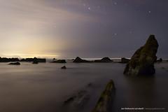 Resaca. (jongoikoh) Tags: barrika beach playa basquecountry euskal herria agua water sea golfo slow rocks rocas haitzak kostaldea bizkaia