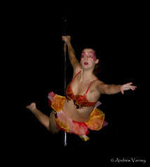 Tanya (andrew.varney) Tags: fitness d5100 nikon pole poledancing women people performer dance costume