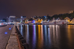 + + + +..... (kanaristm) Tags: rogaland stavanger ms msrogalandstavanger kanaris kanarist kanaristm tkanaris tmkanaris copyright2016tmkanaris copyright2016kanaristm nikon d800 d800e night lowlight harbor europe norway water reflection reflections lights light hospitalship
