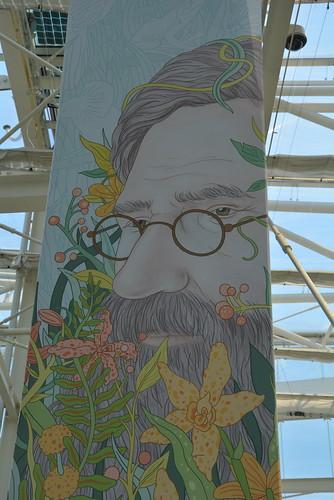 Orto botanico - A. Wallace
