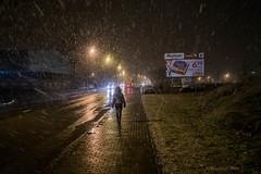 Bdzin (nightmareck) Tags: bdzin zagbiedbrowskie polska poland europa europe fotografianocna bezstatywu night handheld rain deszcz fujifilm fuji xe1 apsc xtrans xmount mirrorless bezlusterkowiec xf18mm xf18mmf20r fujinon pancakelens streetlevelphoto