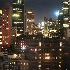 the night after the full moon (beth maciorowski) Tags: 35mm film dianamini nyc lomo analog