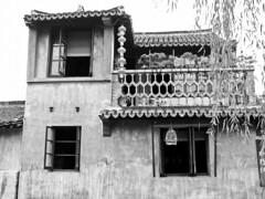 residence in xitang (Ket Lim) Tags: shanghai china travels blackandwhite asia trips monochrome nanjing suzhou pudong bund canal xitang hangzhou travel streets