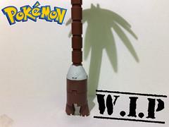 Lego Alolan Exeggutor WIP! (Luigi Fan) Tags: lego pokemon sun moon custom
