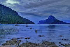 very early morning walk in palawan (Rex Montalban Photography) Tags: philippines hdr elnido palawan rexmontalbanphotography