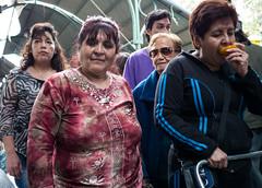 CL Society 283: Women in a fruit market (francisco_osorio) Tags: santiago portrait woman shopping adult group oldwoman publicmarket chilean