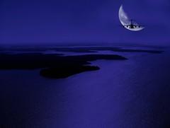 The moon. (MARIUCA2014) Tags: cruzadasgold cruzadasi
