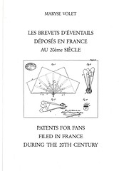 Patents for Fans (Ringling Museum Library) Tags: france patents 1992 fans rarebooks thejohnandmableringlingmuseumofart ringlingmuseumlibrary fanbooks