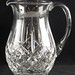 61. Waterford Crystal Pitcher