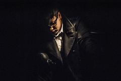 S04F09 (Floodlight Studio) Tags: portrait man vintage waiting darkness stranger uomo elegant ritratto ragazzo attesa elegante oscurit straniero