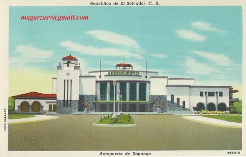 San Salvador 1900-1955.