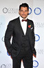 David Gandy Battersea Dogs & Cats Home 'Collars & Coats Gala Ball 2012' held at Battersea Evolution - Arrivals London, England