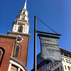 #Boston #spacetweeps #FreedomTrail