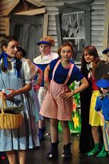 Wizard of Oz (Len Radin) Tags: its theatre oz massachusetts highschool wizardofoz drama radin drury northadams dramateam edta drurydrama