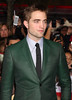 Robert Pattinson at the premiere of 'The Twilight Saga: Breaking Dawn - Part 2' at Nokia Theatre L.A. Live. Los Angeles, California