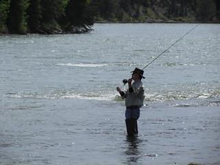 Alaska Kenai River Fishing and Saltwater 7