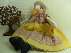 Boneca de Pano - Pata (Boneca de Pano - Karina Martins) Tags: boneco bonecas artesanato bebe quarto maternidade bonecos bonecadepano lembrancinha quartodecriança bonecasdepano portadematernidade obebe quartobebe bichinhodepano aboneca bonecaartesanato bonecadeartesanato abonecabichodepano bichodefazenda bichodedecoração