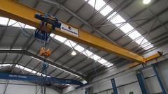 Overhead Cranes from Granda