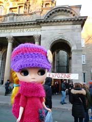 Joni goes to Expozine