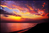 ...focu meu...! (zio paperino) Tags: sunset sea sky italy seascape beach nature water colors clouds nikon europa europe italia tramonto mare natura cielo puesta acqua calabria spiaggia lamezia d90 ziopaperino mygearandme