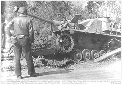 Stug. IV Photo I (Krueger Waffen) Tags: war tank wwii armor wreck armored wrecked waffenss tanks panzer spg secondworldwar afv worldwartwo antitank wehrmacht sdkfz sturmgeschtz stug germantank pzkpfw panzerjager selfpropelledgun panzerjger germanarmor destroyedtank secondworldwartanks worldwattwotanks