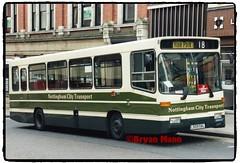 Nottingham City Transport 509, L509OAL, Volvo B6, Alexander Dash (NottsBus (BM71)) Tags: dash alexander nct nottinghamcitytransport volvob6 l509oal