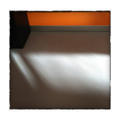IMG_4505 (mat231) Tags: orange abstract 6x6 squareformat lightandshadow iphone4camera phototoaster