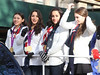 Kyla Ross, Aly Raisman, Jordyn Wieber and McKayla Maroney 86th Annual Macy's Thanksgiving Day Parade New York City, USA