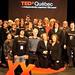 TEDxQuebec | La merveilleuse équipe de bénévoles