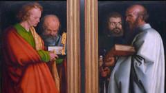 Dürer, The Four Apostles close