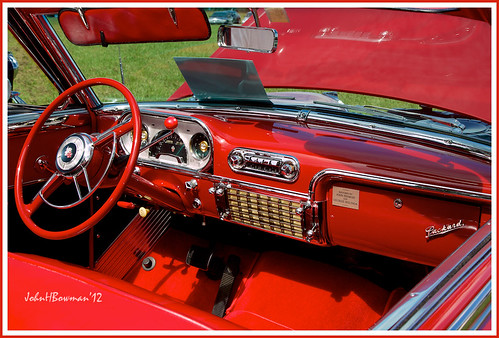 1954 Packard - Dash