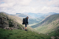 (Bazzerio) Tags: camera camp man film hat trek photo lakedistrict dream hike adventure explore backpack hiker nofilter valleys discover bazzerio