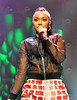 Leigh-Anne Pinnock of Little Mix Cheerios Childline Concert 2012 held at the O2 Arena