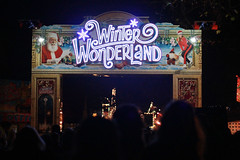 Winter Wonderland in Hyde Park (LondonNet) Tags: christmas london christmasmarket hydepark winterwonderland christmasfestival londonnet magicalicekingdom