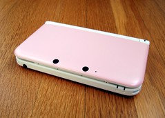 PINKxWHITE 3DS XL (bochalla) Tags: pink portable box nintendo games system videogames handheld packaging xl 3ds papermario pinkxwhite 3dsxl papermariostickerstar