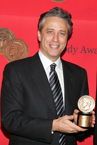 Jon Stewart by Peabody Awards, on Flickr